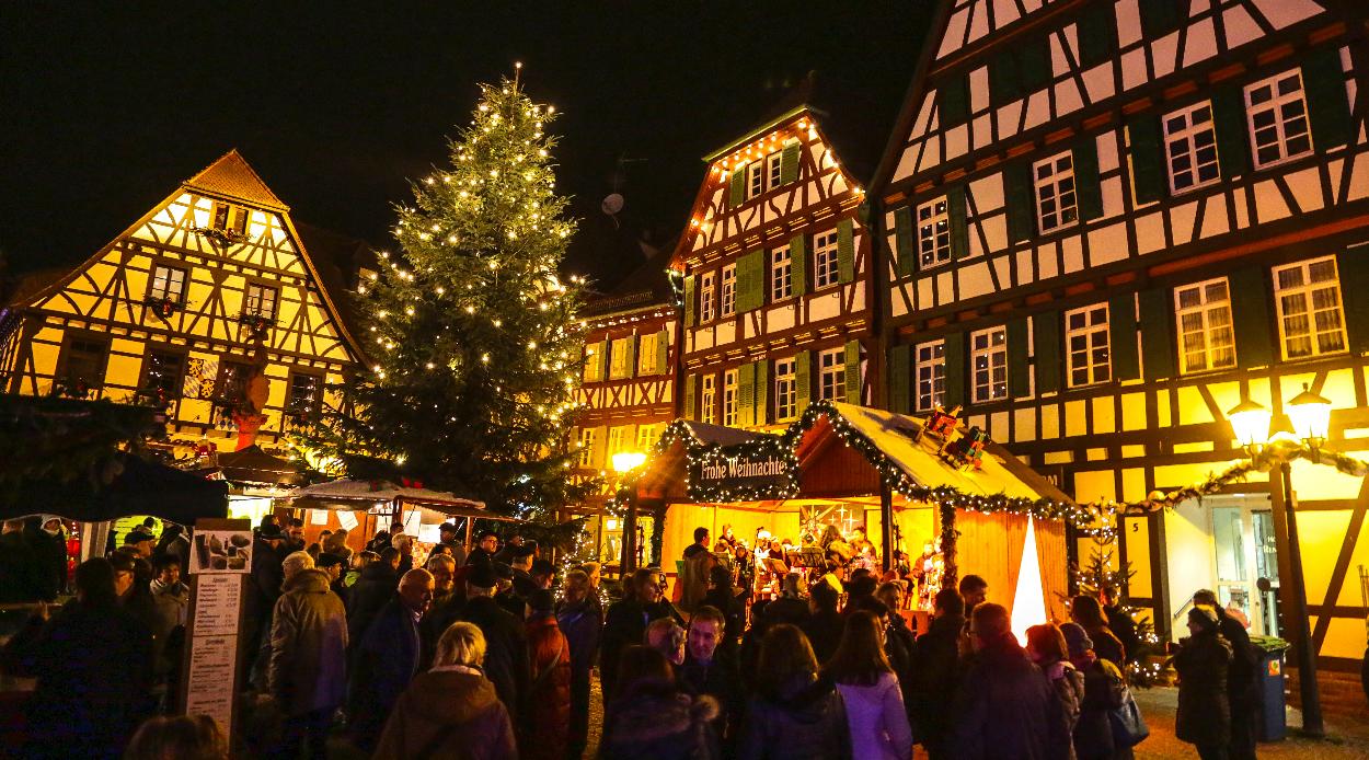 Bretten Weihnachtsmarkt